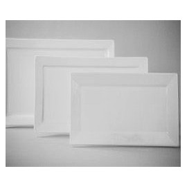 Rectangular White Platter
