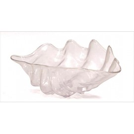 Clear Shell Plastic Bowl