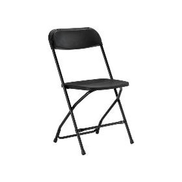 Black Samsonite Folding Chair  sc 1 st  Orange County Party Rentals & Black Samsonite Folding Chair rentals by Party Rentals Company in ...
