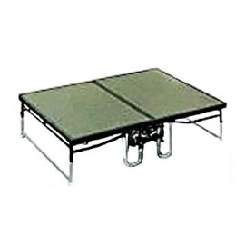 Mobile Folding Stages 4' x 8' Panel Size
