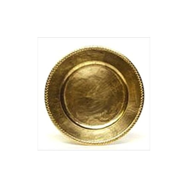 Charger Plate  Gold