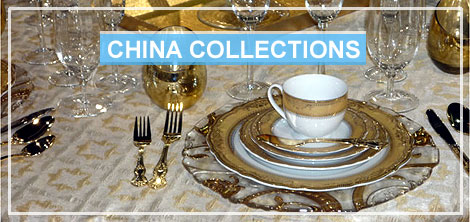 China Collections | Party Rentals Company | Orange County Party Rentals | Los Angeles County Party Rentals | San Diego Party Rentals | Riverside Party Rentals | San Bernardino Party Rentals