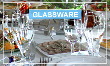 Glassware Rentals | Party Rentals Company | Orange County Party Rentals | Los Angeles County Party Rentals | San Diego Party Rentals | Riverside Party Rentals | San Bernardino Party Rentals
